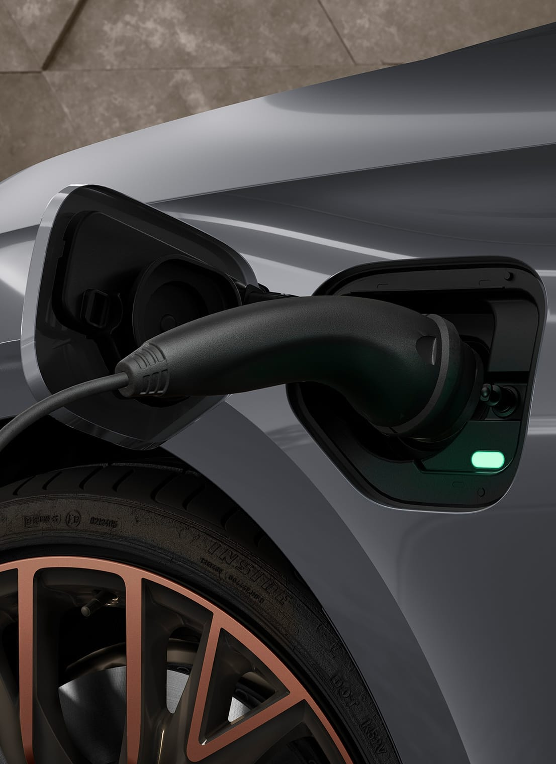 CUPRA Electric performance range charger